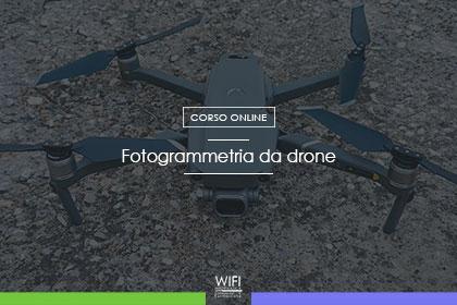 fotogrammetria drone