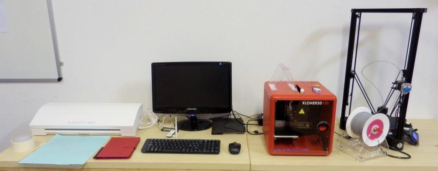 Makerspace atelier creativi