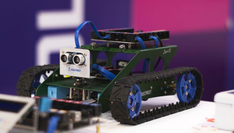 robotica educativa wifi informatica