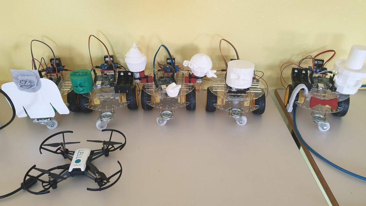 atelier creativi robotica