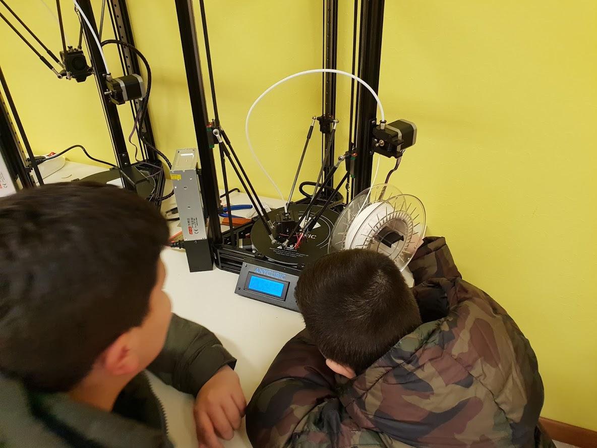 Atelier Creativi stampa 3D