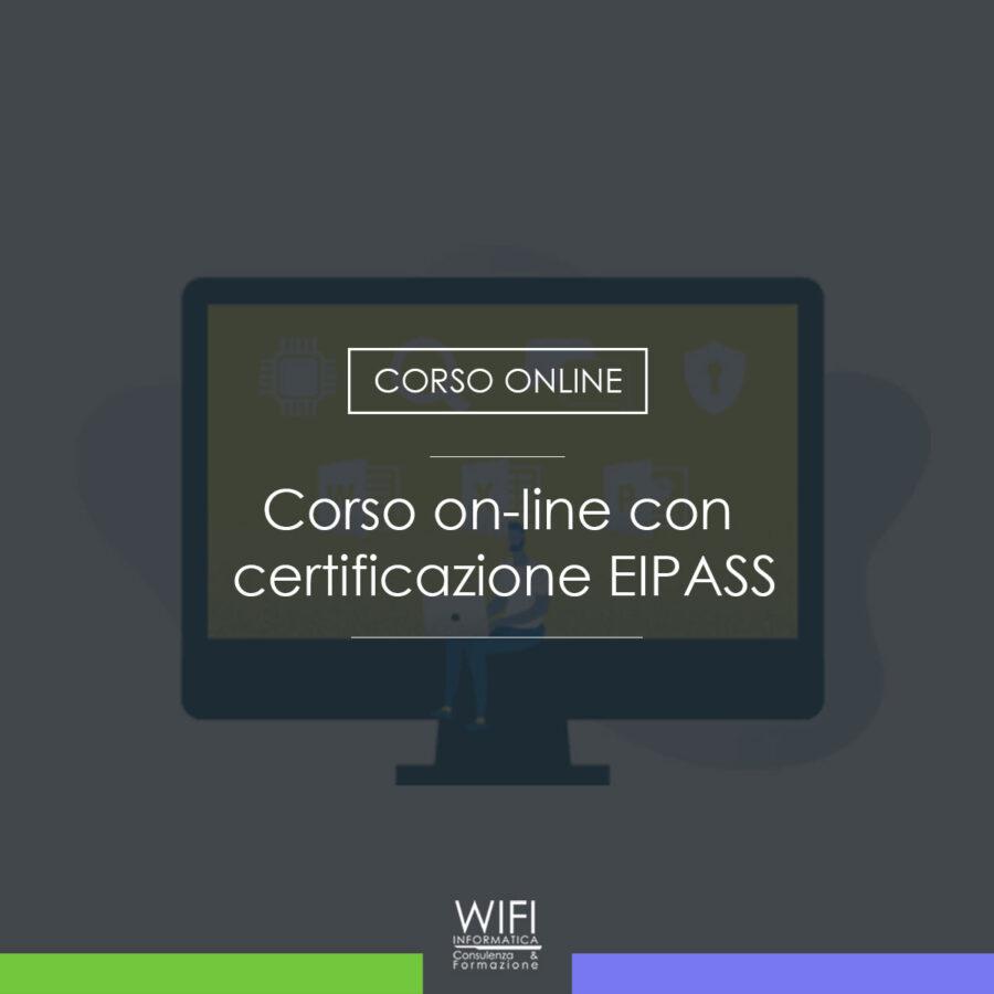 corso online eipass